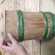味噌樽の画像