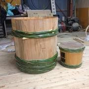 6斗の漬物樽の画像